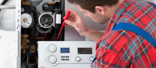 Installation et entretien de chaudiere a gaz de marque