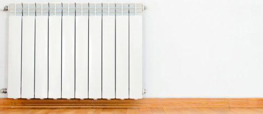 un radiateur électrique à inertie
