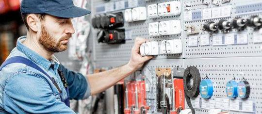 Trouver un spécialiste en matériel électrique