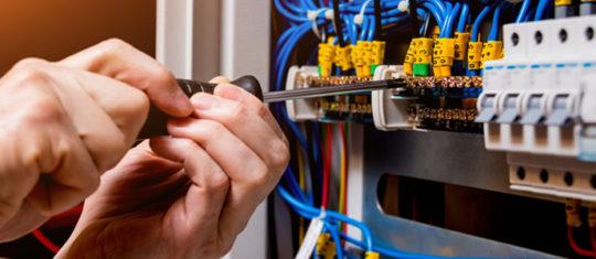 Les services d'un électricien