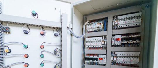 Coffret électrique